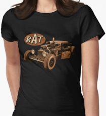 RAT - Welder Up Women's Fitted T-Shirt