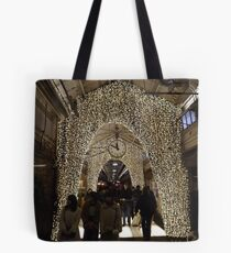 Colorful Chelsea Market, Food Market, Chelsea, New York City Tote Bag