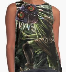 Skull Kid - Encounter Contrast Tank