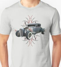 Pinstripe Hot Rod light T-Shirt