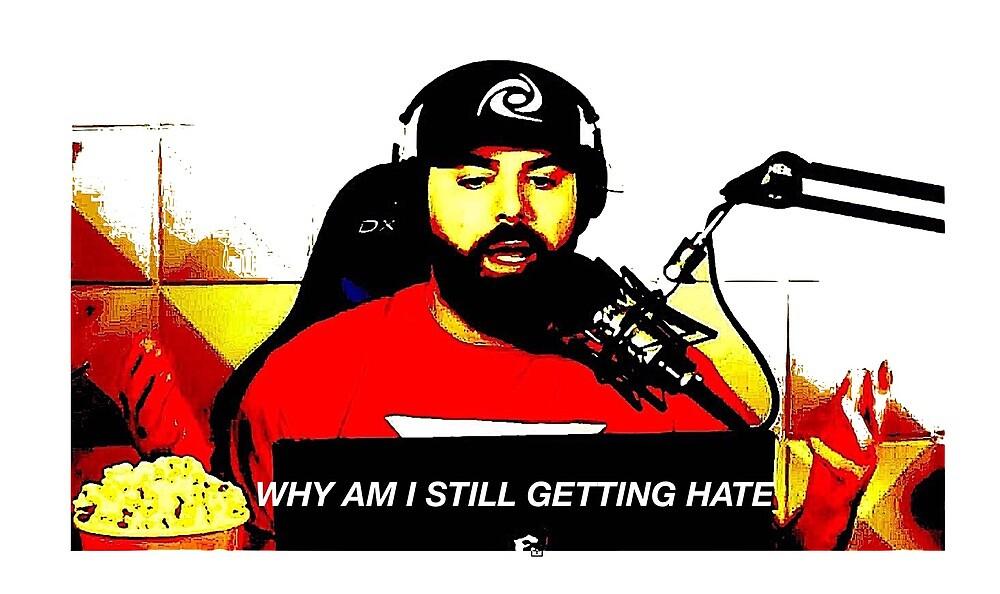 Why am I still getting hate keemstar meme by kingkhronos