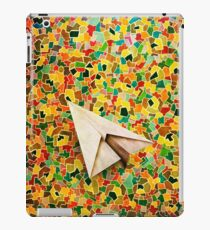 Paper Airplane 73 iPad Case/Skin