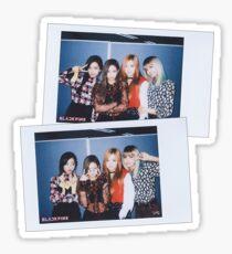 BlackPink Polaroids! Sticker