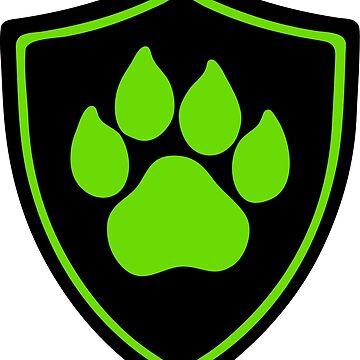 The Wild Bunch clan logo by PaperGoblin