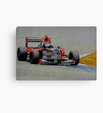 Formula Atlantic Race Car Canvas Print