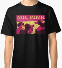Reservoir Dogs, Mr Pink the Professional Classic T-Shirt