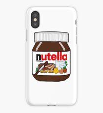 Nutella Jar  iPhone Case
