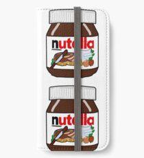 Nutella Jar  iPhone Wallet/Case/Skin