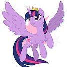 Princess Twilight Vignette 2 by EchoesLight