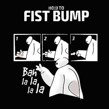 fist bump by musabiqkiderked