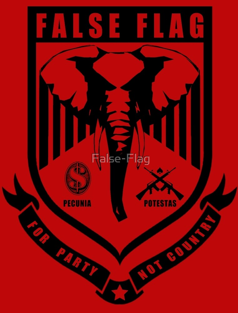 Beware the False Flag by False-Flag