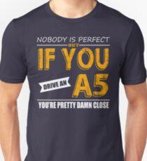Audi A5 Slim Fit T-Shirt