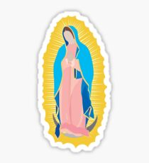 Virgen de Guadalupe / virgin / madona Sticker