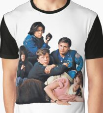 The Breakfast Club  Graphic T-Shirt