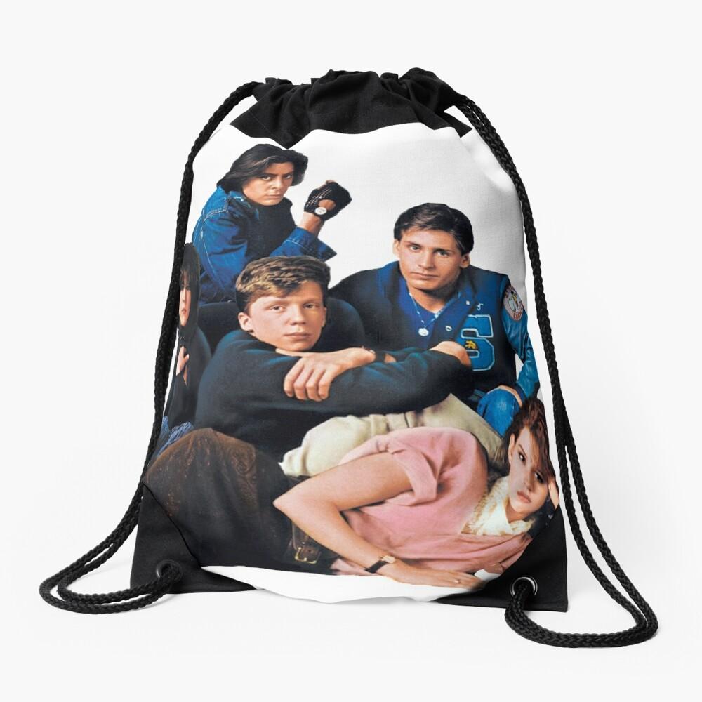 The Breakfast Club  Drawstring Bag