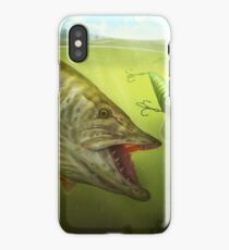 Tiger Musky iPhone Case/Skin