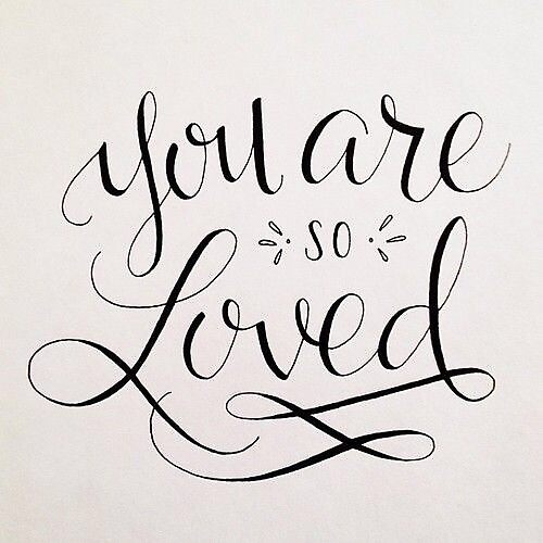 You Are So Loved by skdancer