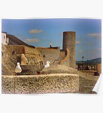Historic Lyme Regis Poster