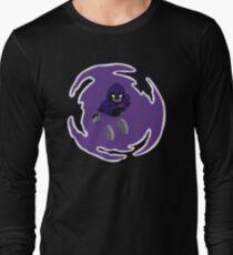 Camiseta de manga larga Teen Titans - Raven se rompe