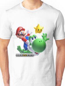 Sexy Mario fucking Yoshi Unisex T-Shirt