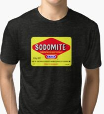 SODOMITE Clothing, Cards, Device Cases, Tote Bags & Home Decor Tri-blend T-Shirt