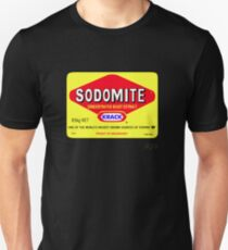 SODOMITE Clothing, Cards, Device Cases, Tote Bags & Home Decor Unisex T-Shirt
