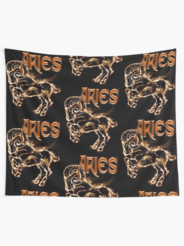 f982d5239 Aries Astrology Zodiac Ram Artwork