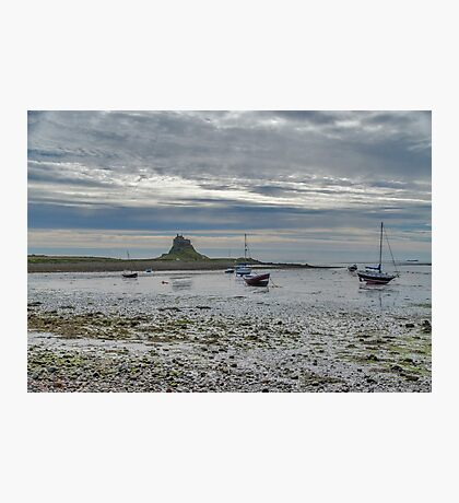 Across The Mud Flats Photographic Print