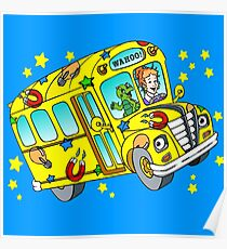 magic school bus Poster