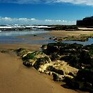 Old Hartlepool Shoreline 001 by Paul Berry