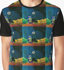 mcr danger days mailbox Graphic T-Shirt