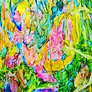 Abstract Nature by marlene veronique holdsworth