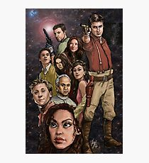Firefly - All Hands on Deck Photographic Print