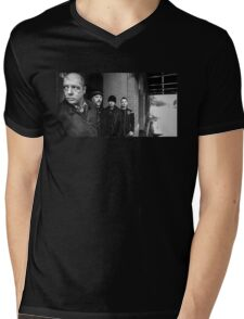 Lars Matt Tim Branden Mens V-Neck T-Shirt