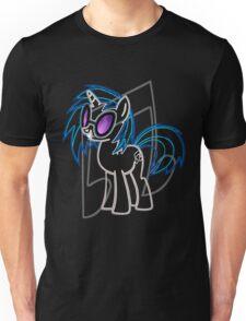 DJ Pon 3 and Cutie Mark Unisex T-Shirt