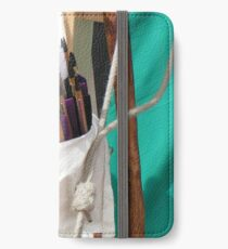 Arrows waiting to be shot iPhone Wallet/Case/Skin