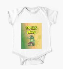 Trolls Drool One Piece - Short Sleeve