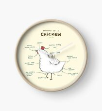 Anatomy of a Chicken Clock