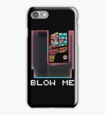 Blow Me iPhone Case/Skin