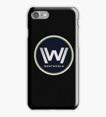 Westworld symbols iPhone Case/Skin