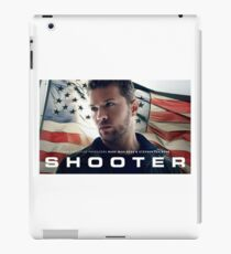 Shooter TV Show/Series iPad Case/Skin
