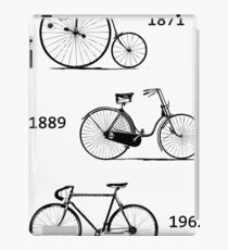 Bicycle Evolution by Decibel Clothing iPad Case/Skin