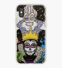 buy popular 03ac2 b5ab6 Disney Villains Drawing iPhone cases & covers for XS/XS Max, XR, X ...
