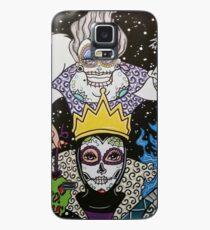 Funda/vinilo para Samsung Galaxy Sugar Skull Villains