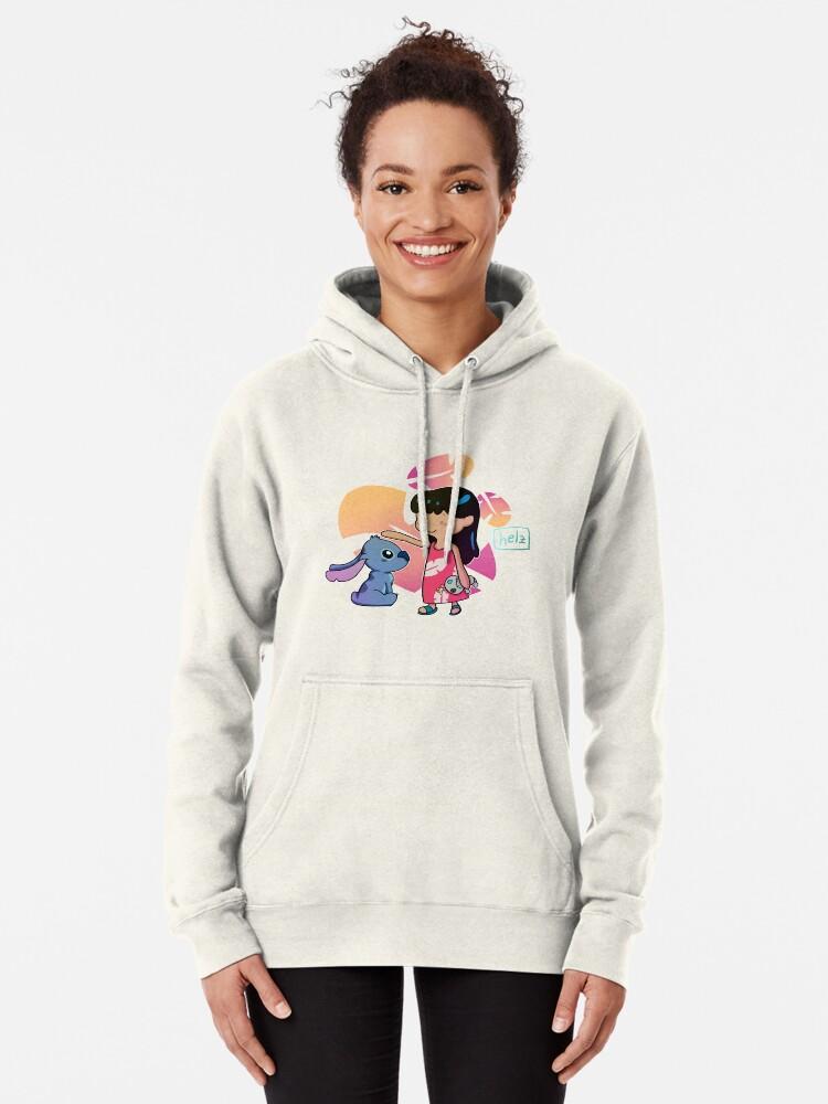 lilo & stitch | Pullover Hoodie