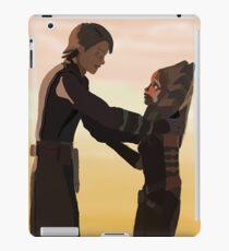 Anakin and Ahsoka iPad Case/Skin