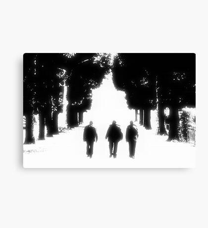 Three Is Company Canvas Print