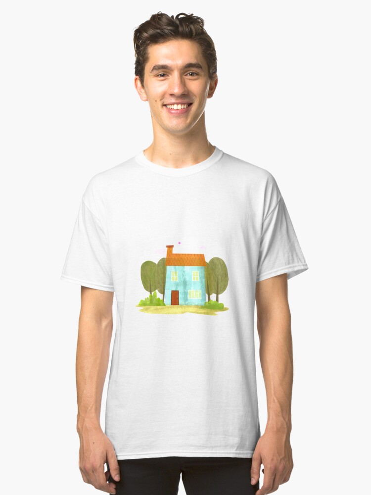 Alternate view of House #1 Classic T-Shirt
