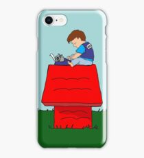 writer iPhone Case/Skin