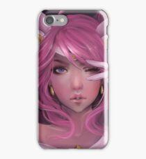 Star Guardian Lux Portrait iPhone Case/Skin